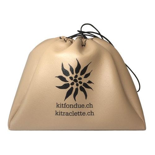 Geschlossene Tasche Kitfondue Kitraclette