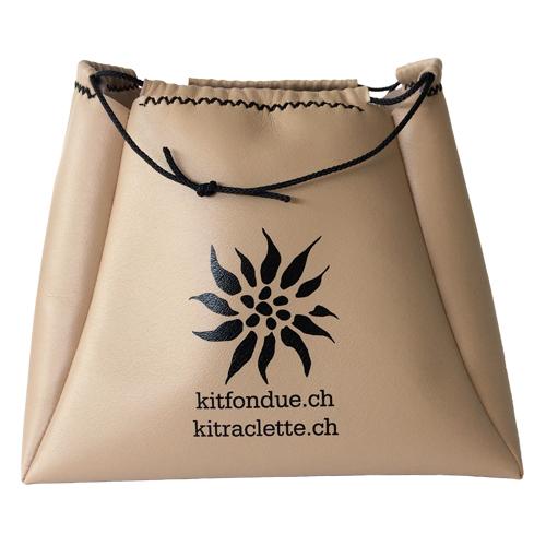 Offene Tasche Kitfondue Kitraclette