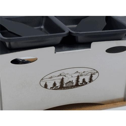 Kitraclette raclette Poya